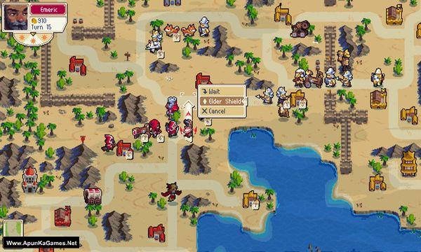 Wargroove Screenshot 1, Full Version, PC Game, Download Free