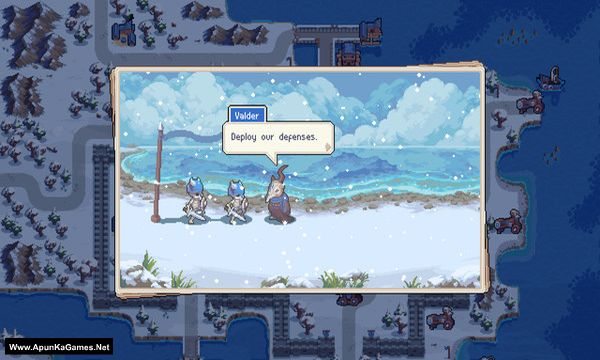 Wargroove Screenshot 2, Full Version, PC Game, Download Free