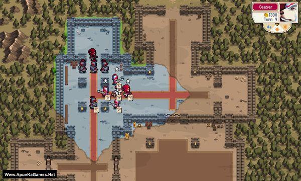 Wargroove Screenshot 3, Full Version, PC Game, Download Free