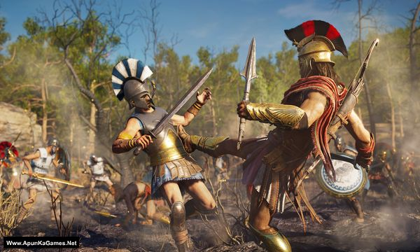 Assassin's Creed Odyssey Screenshot 1, Full Version, PC Game, Download Free