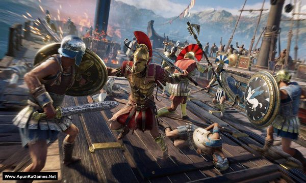 Assassin's Creed Odyssey Screenshot 2, Full Version, PC Game, Download Free