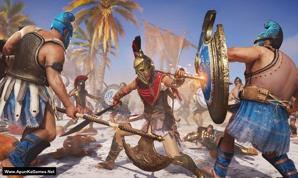 Assassin's Creed Odyssey Screenshot 3, Full Version, PC Game, Download Free