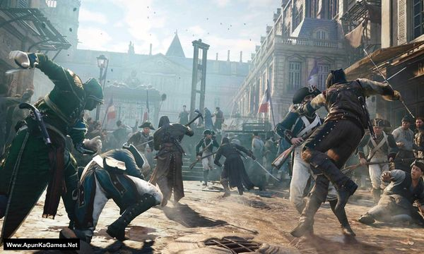 Assassin's Creed Unity Screenshot 1, Full Version, PC Game, Download Free