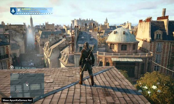 Assassin's Creed Unity Screenshot 2, Full Version, PC Game, Download Free