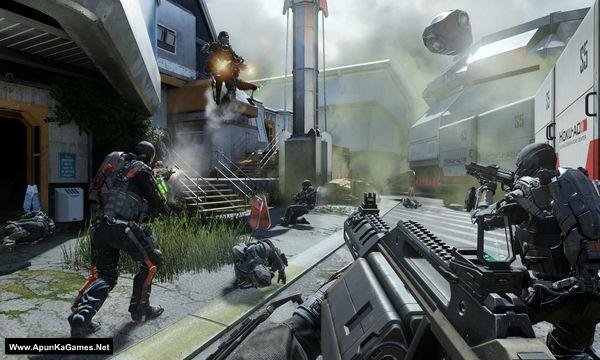 Call of Duty: Advanced Warfare Screenshot 2, Full Version, PC Game, Download Free