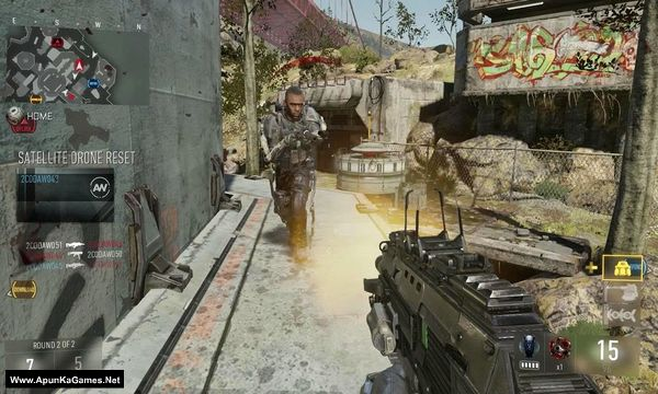 Call of Duty: Advanced Warfare Screenshot 3, Full Version, PC Game, Download Free