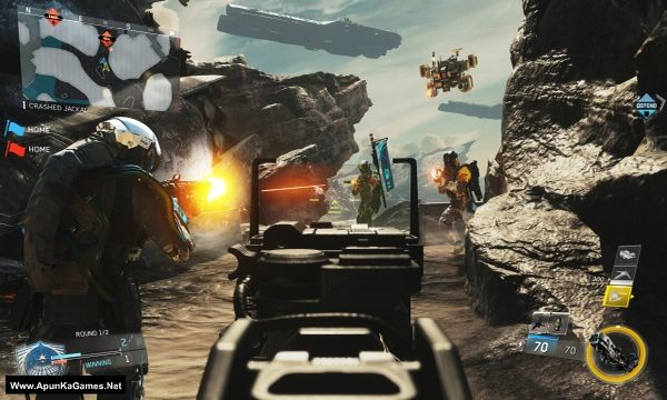 Call of Duty: Infinite Warfare Screenshot 1, Full Version, PC Game, Download Free