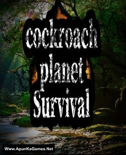 Cockroach Planet Survival Cover, Poster, Full Version, PC Game, Download Free