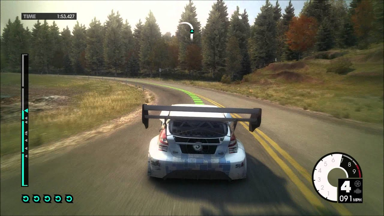 Dirt 3 Screenshot 1, Full Version, PC Game, Download Free