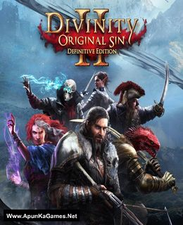 Divinity: Original Sin 2 - Definitive Edition Cover, Poster, Full Version, PC Game, Download Free