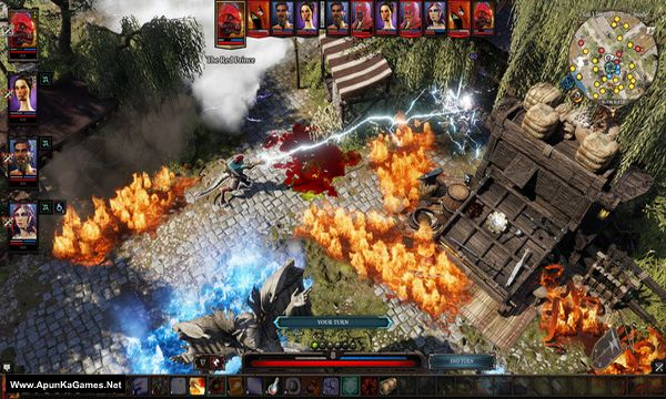 Divinity: Original Sin 2 - Definitive Edition Screenshot 2, Full Version, PC Game, Download Free