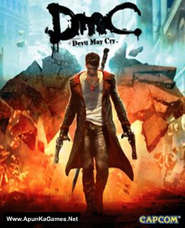 DmC: Devil May Cry Cover, Poster, Full Version, PC Game, Download Free