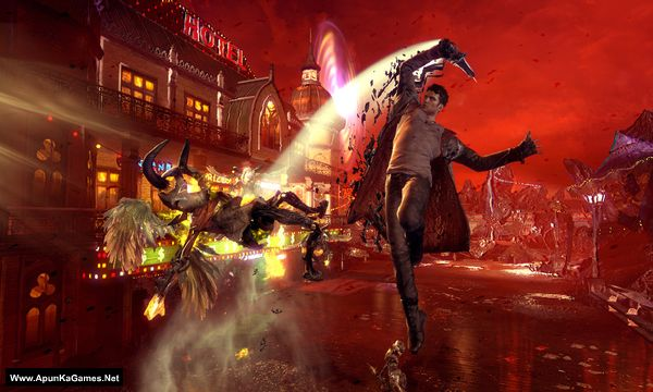 DmC: Devil May Cry Screenshot 1, Full Version, PC Game, Download Free