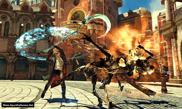 DmC: Devil May Cry Screenshot 2, Full Version, PC Game, Download Free