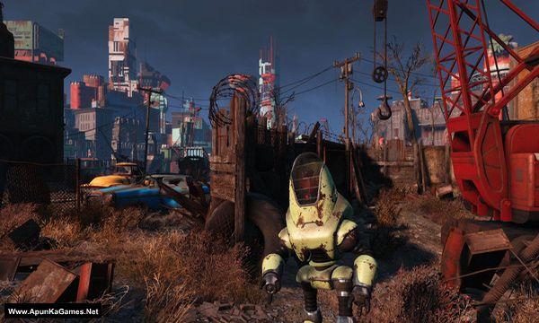 Fallout 4 Screenshot 1, Full Version, PC Game, Download Free