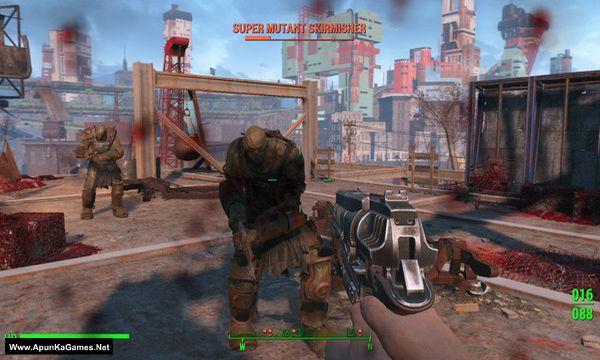 Fallout 4 Screenshot 3, Full Version, PC Game, Download Free