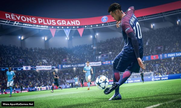 FIFA 19 Screenshot 1, Full Version, PC Game, Download Free