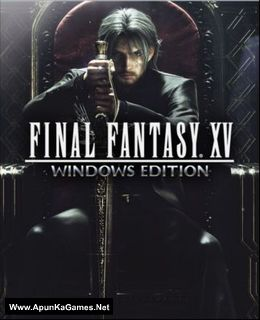 Final Fantasy XV Windows Edition Cover, Poster, Full Version, PC Game, Download Free