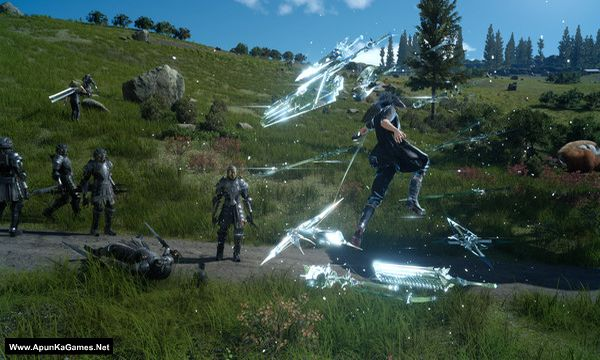 Final Fantasy XV Windows Edition Screenshot 1, Full Version, PC Game, Download Free