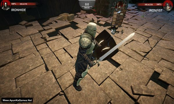 Gladiator: Blades of Fury Screenshot 1, Full Version, PC Game, Download Free