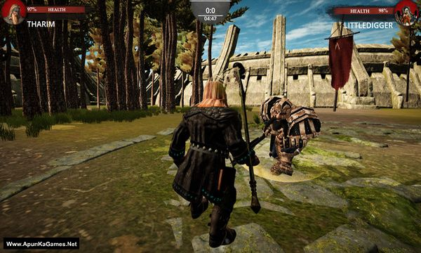Gladiator: Blades of Fury Screenshot 3, Full Version, PC Game, Download Free