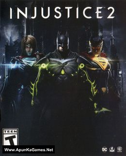 Injustice 2 Cover, Poster, Full Version, PC Game, Download Free