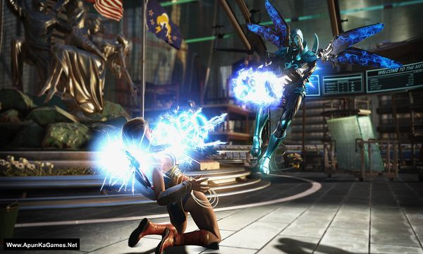 Injustice 2 Screenshot 1, Full Version, PC Game, Download Free