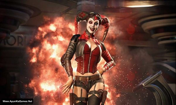 Injustice 2 Screenshot 2, Full Version, PC Game, Download Free