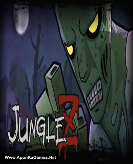 Jungle Z Cover, Poster, Full Version, PC Game, Download Free