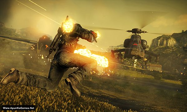 Just Cause 4 Screenshot 1, Full Version, PC Game, Download Free