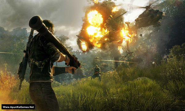 Just Cause 4 Screenshot 2, Full Version, PC Game, Download Free