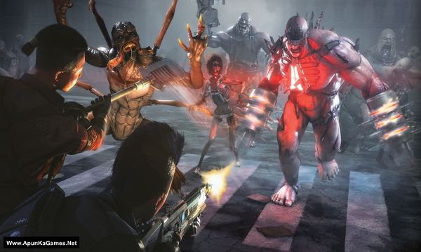 Killing Floor 2 Screenshot 1, Full Version, PC Game, Download Free