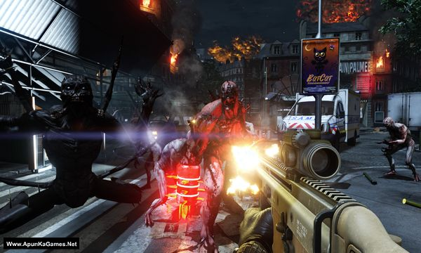 Killing Floor 2 Screenshot 3, Full Version, PC Game, Download Free