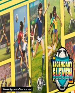 Legendary Eleven: Epic Football Cover, Poster, Full Version, PC Game, Download Free