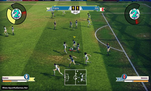 Legendary Eleven: Epic Football Screenshot 1, Full Version, PC Game, Download Free