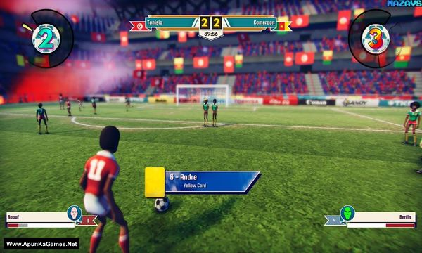 Legendary Eleven: Epic Football Screenshot 3, Full Version, PC Game, Download Free