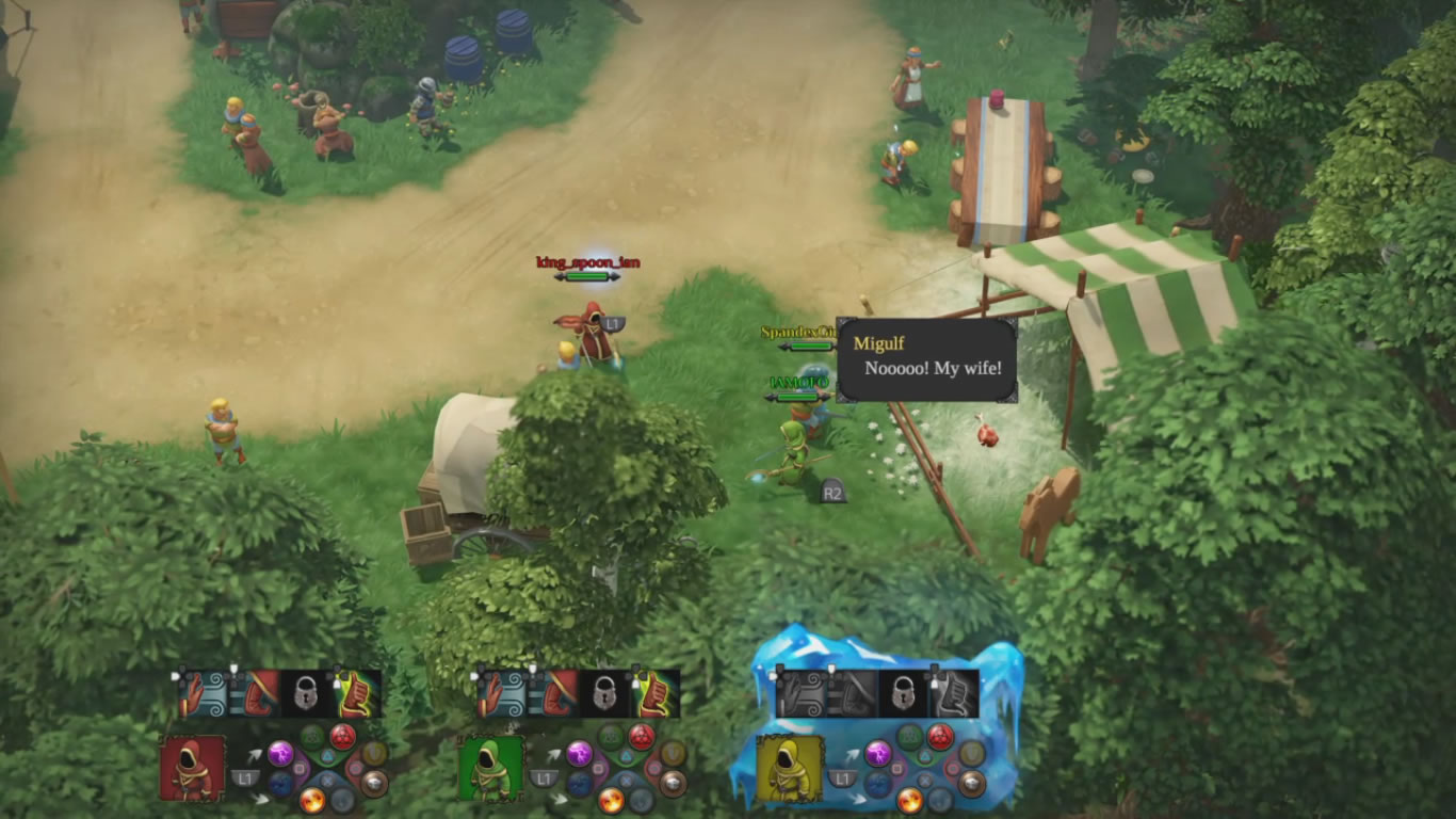 Magicka 2 Screenshot 1, Full Version, PC Game, Download Free