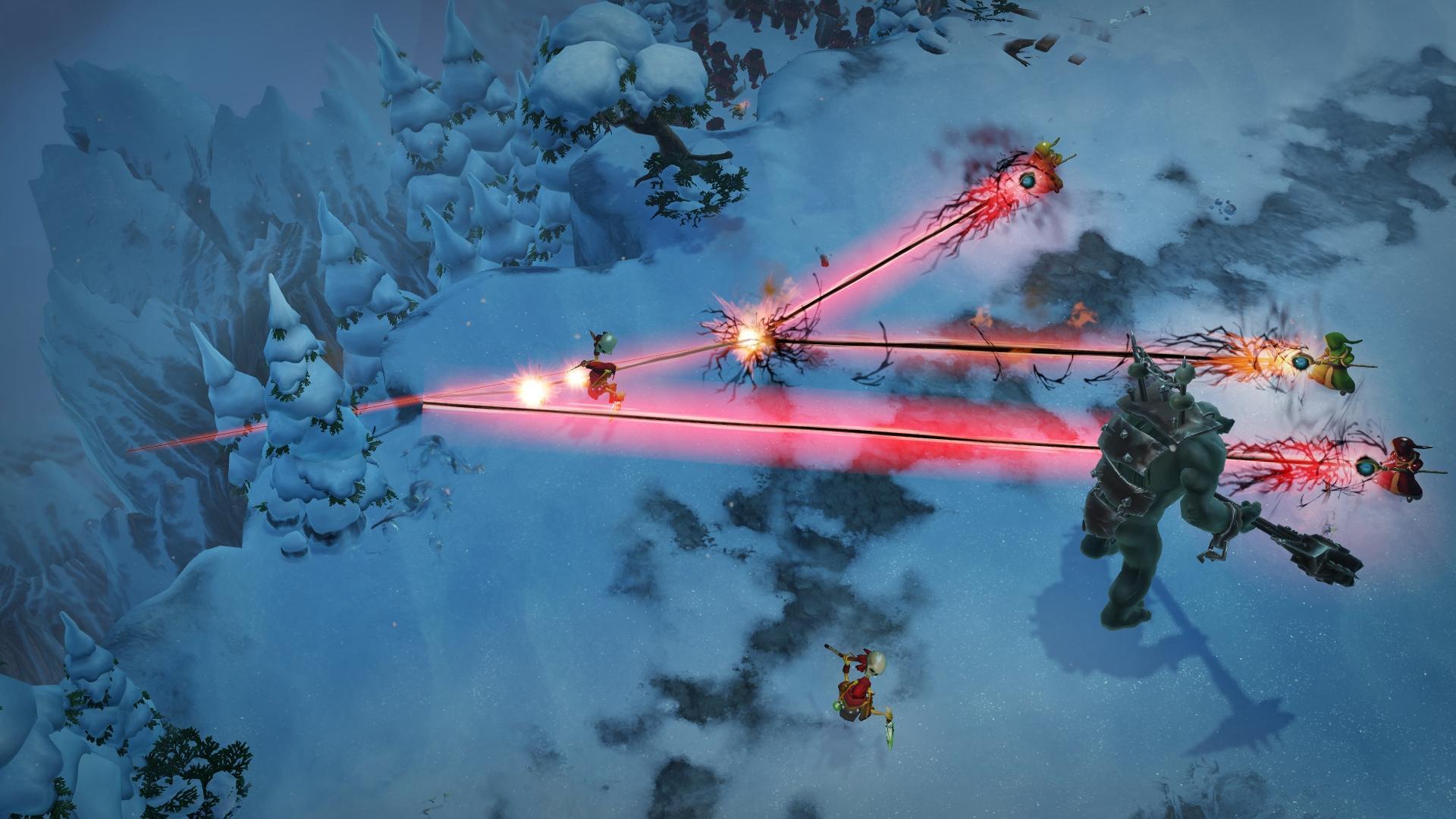 Magicka 2 Screenshot 2, Full Version, PC Game, Download Free