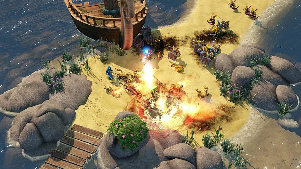 Magicka 2 Screenshot 3, Full Version, PC Game, Download Free