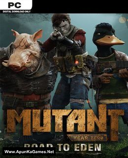 Mutant Year Zero: Road to Eden Cover, Poster, Full Version, PC Game, Download Free