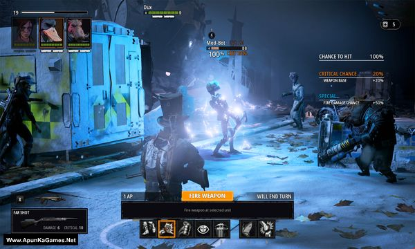 Mutant Year Zero: Road to Eden Screenshot 2, Full Version, PC Game, Download Free