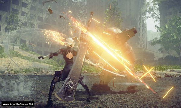 NieR: Automata Screenshot 2, Full Version, PC Game, Download Free