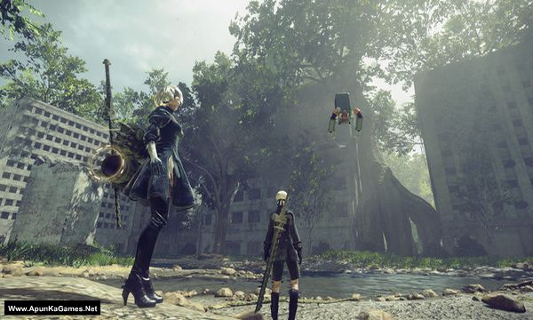 NieR: Automata Screenshot 3, Full Version, PC Game, Download Free