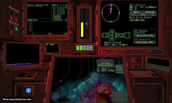 Objects in Space Screenshot 1, Full Version, PC Game, Download Free