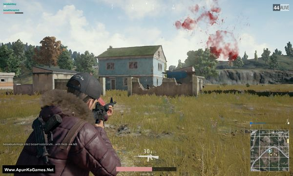 PlayerUnknown's Battlegrounds Screenshot 1, Full Version, PC Game, Download Free