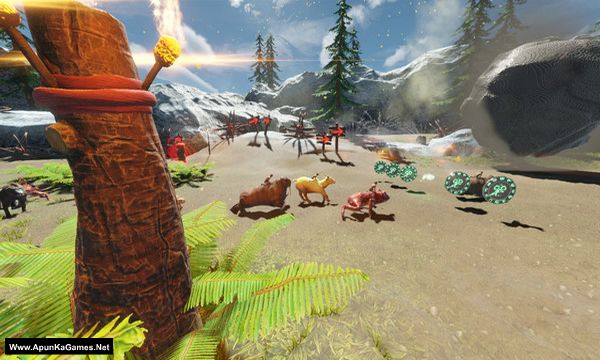 Primal Pursuit Screenshot 1, Full Version, PC Game, Download Free