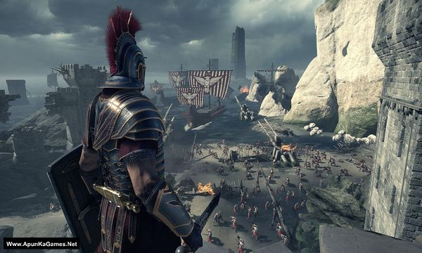 Ryse: Son of Rome Screenshot 3, Full Version, PC Game, Download Free