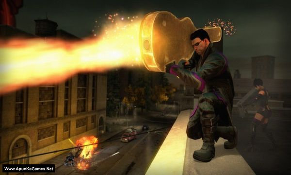 Saints Row 4 Screenshot 2, Full Version, PC Game, Download Free