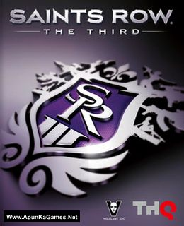 Saints Row: The Third Cover, Poster, Full Version, PC Game, Download Free