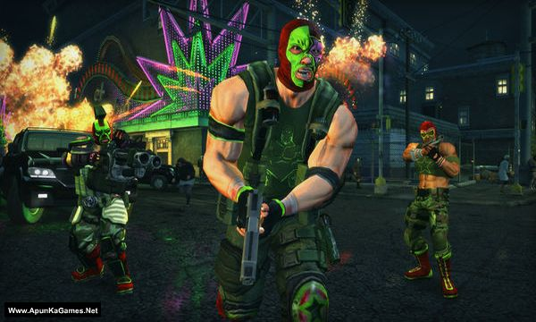 Saints Row: The Third Screenshot 2, Full Version, PC Game, Download Free